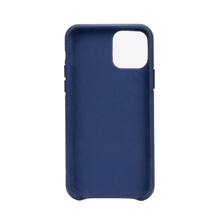 Leather back case for iphone 12 mini 1-2