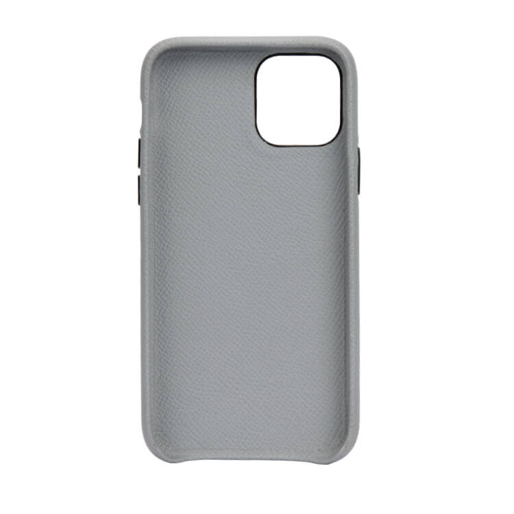 Leather back cover for iphone 12 mini pro max 1-2